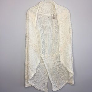 KNITTED & KNOTTED Anthropologie Cardigan/Sweater